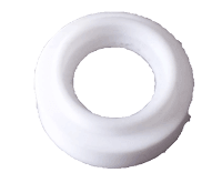 PTFE isolator for adapter
